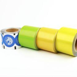 Le joint en plastique de la chaleur d'aluminium Film film d'emballage pour le PP PS PVC bouchon PE bouteilles PET