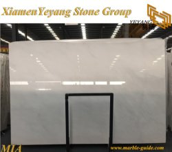 En marbre blanc en marbre blanc Jade dalles de pierre pour les carreaux/PLANCHER/escaliers