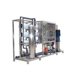 5000lph de Apparatuur van de Ultrafiltratie van de Filter van het water met het Holle Membraan van het Membraan UF van de Vezel