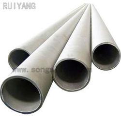 3 Edelstahl-Rohr-Baumaterial-industrielles Rohr des Zoll-321H