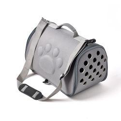Espaço de EVA Cão Gato viagens ao ar respirável portátil Saco Pet