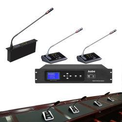 Jm-631М звуковое оборудование Видеоотслеживание проводной аудио конференции микрофонная система
