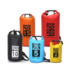 Водонепроницаемая ПВХ сухой сумки для спортивных мероприятий на улице движении оптовая торговля