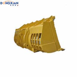 Kundenspezifische Exkavator-Wanne Aufbau-Maschinerie-Hochleistungsfelsen-Daewoo-Kobelco