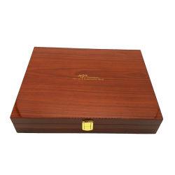 خشبيّة يعبّئ تجميع [جفت بوإكس] لأنّ عملة تذكاريّ