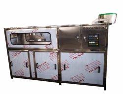 100b/H automatico macchina di coperchiamento di riempimento di lavaggio delle bottiglie da 5 galloni
