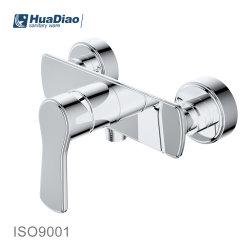 Хромированный корпус пластины ванной душем Mixcer вентиль для установки в ванной комнате