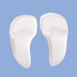 Gel metatarsale avampiede Arch Support Shoe Inserts cuscino solette imbottitura