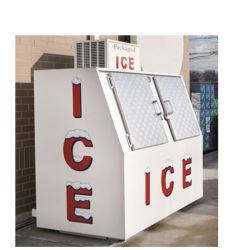 Contenitore per la conservazione del diser per ghiaccio in sacchetto all'aperto
