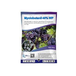 농약 고품질 CAS No. 88671-89-0 Myclobutanil 40% Wp 살균제