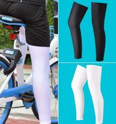 OEM polyester anti UV Sport de plein air le manchon de la jambe de basket-ball de cyclisme