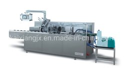 Automatische voeding/biscuit/Cookie/Snack/Pastry/Cake/Pizza/Steak Cartoning Carton Packing Box Packing Cartoner machine