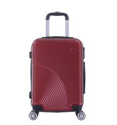 ベストセラーの無声スピナー Glossy PC のトロリーの荷物旅行袋( XHA162 )