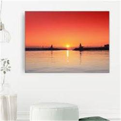 Kundenspezifisches Größen-Acrylblatt-UVdrucken auf Glasspiegel-gestaltetem Drucken