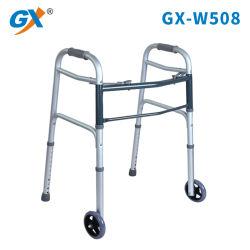 軽量アルミニウムFoldable歩くフレーム(GX-W508)