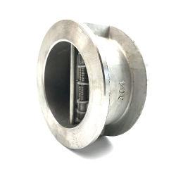 Полупроводниковая пластина тип двойного плиты проверьте клапан PN10/16/25