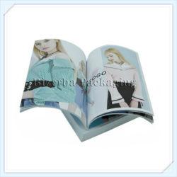 Professional Catálogo Personalizado Revista de Impressão Offset impressão de folheto de impressão de catálogos na China