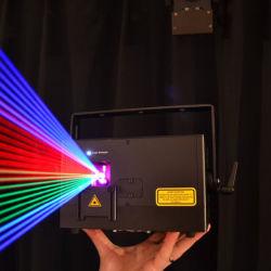 Laser-Erscheinen-Berufsstadiums-Licht der Nachtclub-Animation-5W