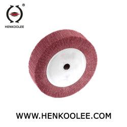 El proceso de fabricación de abrasivos no tejido