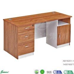 Fächer des Laminat-3 verdoppeln Schreibtisch des hängenden Untersatz-Lehrers