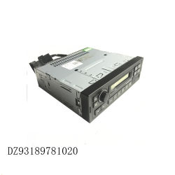 قطع غيار شاكمان الأصلية 24 فولت مشغل الراديو Dz93189781020