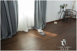 Engineered Wood Flooring/planchers en bois de frêne/Wood Flooring/Vernis UV/UV /brossé de l'huile/Polonais