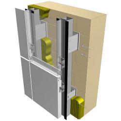 Panel de nido de abeja de aluminio del chasis para revestimiento de pared y techo de la Decoración