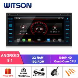 """Четырехъядерные процессоры Witson Android 9.1 DVD плеер для Toyota Corolla (2000-2006) /Хайлюкс"""" (2001-2011) 2g 16 ГБ ОЗУ ПЗУ"""