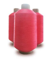 Poliéster 120d la costura hilos de seda hilo para tejer