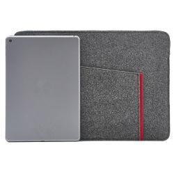 공장 가격 고품질 일 회색에 충전기 그리고 마우스를 위한 소형 외부에 직업 MacBook를 위한 13.3 인치 펠트 휴대용 퍼스널 컴퓨터 부대