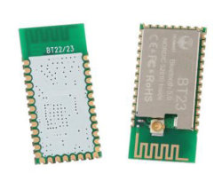 Fb-Bt23-W52810 de la NRF módulo Bluetooth con antena externa Ibeacon Low-Power BLE5.0/4.2