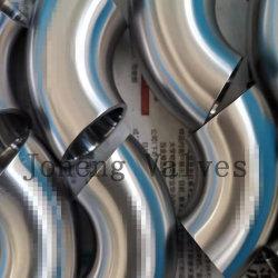 En acier inoxydable Joneng 90 Degré de qualité alimentaire Big od Bend (JN-FT1006)