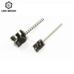 Le fil d'Ébavurage brosses en acier inoxydable