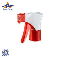 China PP espuma de plástico reciclado pulverizador de gatillo para la limpieza