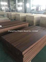 Bambù tessuto filo per la scheda a prova di fuoco esterna del rivestimento della parete