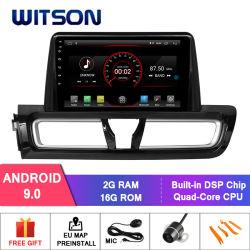 Witson автомобильной системой навигации на DVD плеер для KIA Forte 2018