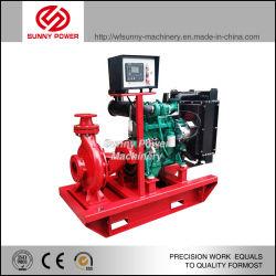 ディーゼル機関の消火栓の販売のための消火活動型水ポンプ