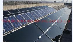 Panel solar soporte de techo plano
