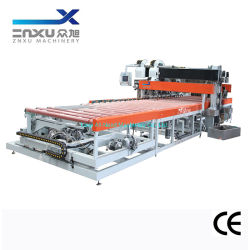 Verre CNC3625 Zx-Bk quatre côtés Edger machine La machine, le verre jointage, meulage, le chanfreinage de chants, machine Arris