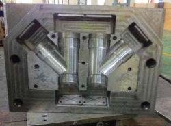 Do PVC plástico do molde e do molde do aço inoxidável câmara de ar de dreno