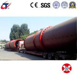 Línea de producción de polvo de yeso Drun rotativo horno en Irán
