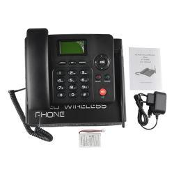 4G LTE Téléphone GSM téléphone de bureau fixe sans fil avec le WiFi