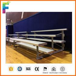Prix bon marché de l'aluminium des gradins de sièges de plate-forme télescopique