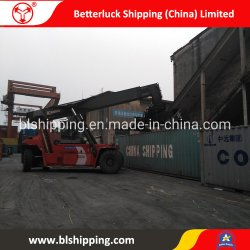 Desde China a Azerbaiyán Mingechavr Mar logística de contenedores de transporte terrestre