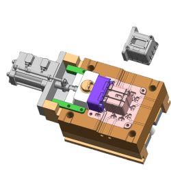 Herramienta de precisión y la prensa de la herramienta de perforación de moldeado a presión pieza de aleación de zinc estampado molde