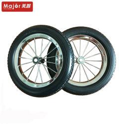 12.5X2.25 Mousse de PU parlé d'acier des pneus Accessoires cycliste Accessoires Roue de vélo