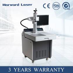 20With30With50W de online Gravure Equipm van de Laser van de Vezel van de Machine van de Codage van de Laser van de Machine van de Laser van de Vezel/de Machine voor Aluminium kan/melken kan/Bier kan/Drank kan