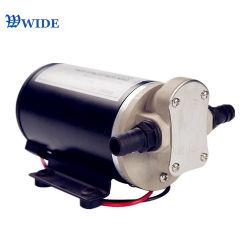 24V Self-Priming micro pompes pour fluides petit pignon de pompe à huile