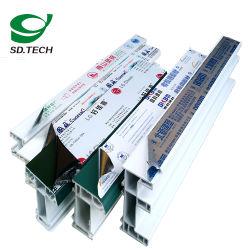 알루미늄 단면도를 위한 PE/PVC/Pet/BOPP/PP 보호 피막 또는 알루미늄 격판덮개 또는 알루미늄 플라스틱