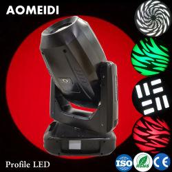 Новый 500Вт светодиод направленного пучка Профиль перемещения фары проектор